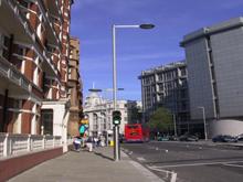 Kensington High Street Revamped